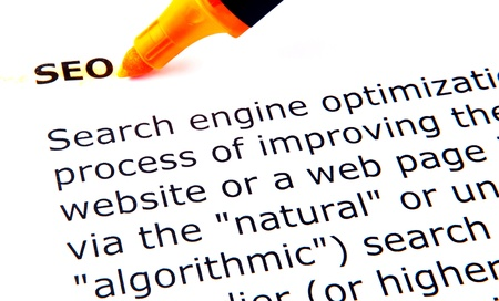 definition define: SEO