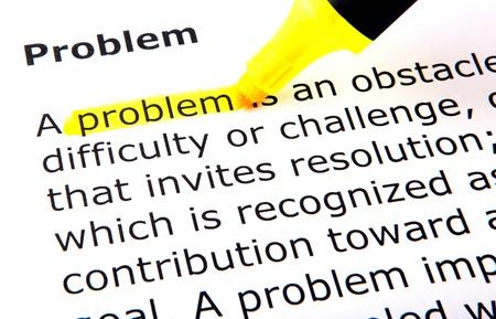 Problem Stock Photo - 10393541
