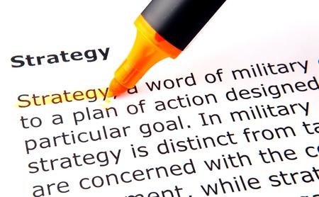 Strategy Stock Photo - 10393570