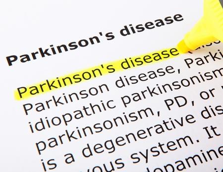 Parkinson Stock Photo - 10393587