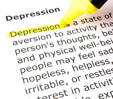 depresi�n: Depresi�n