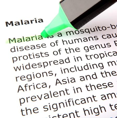 Malaria Stock Photo - 10393582