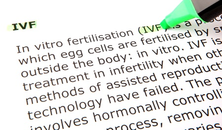 40 to 45 years old: IVF