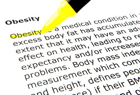 Obesity photo