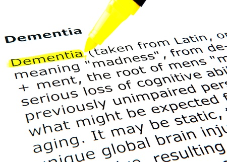 women s health: Dementia