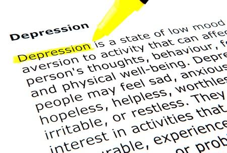 Depression Stock Photo - 10522206