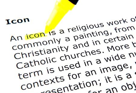 Icon Stock Photo - 10620486