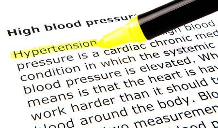 High blood pressure Stock Photo - 10662680