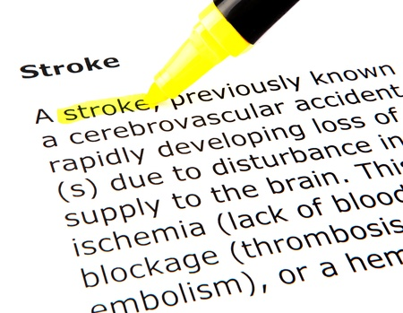 poor health: Stroke