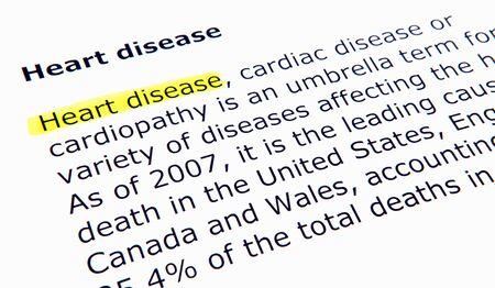 Herzkrankheit: Herzkrankheit Lizenzfreie Bilder