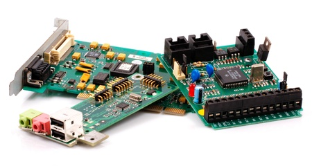 Image of computer hardware & components Stock Photo - 11128060