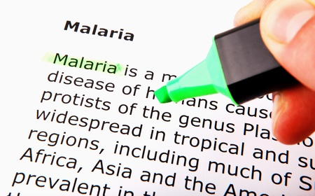 Malaria Stock Photo - 11495242