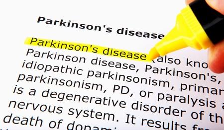 parkinson's: Parkinson