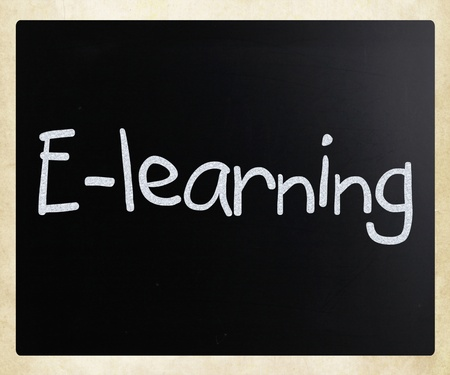 E-learning Stock Photo - 11862350