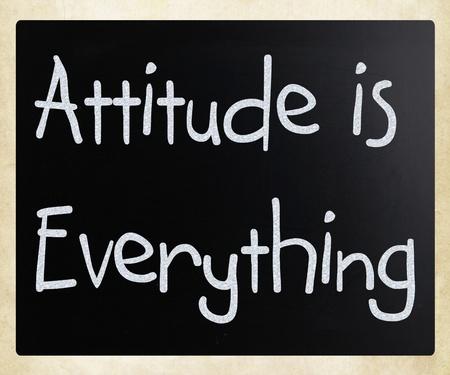 Attitude is Everything photo