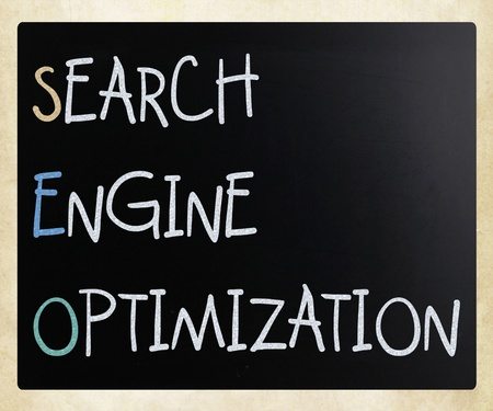 Search engine optimization Stock Photo - 11862430