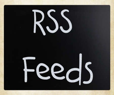 RSS Feeds Stock Photo - 11930965
