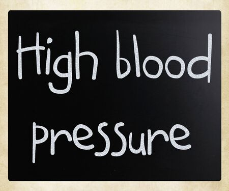 High blood pressure Stock Photo - 11930968