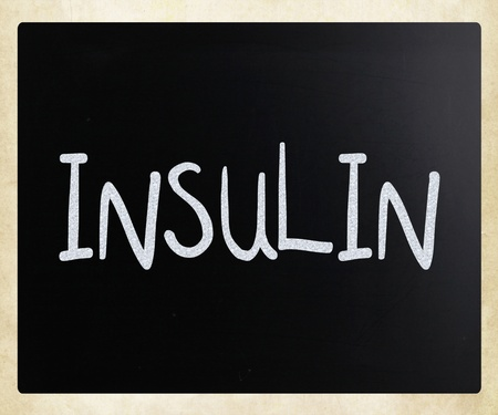 Insulin photo