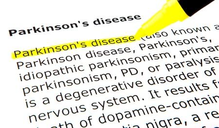 parkinson's: Parkinsons disease Editorial