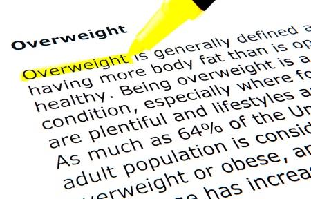 Overweight Stock Photo - 12571613