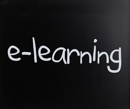 E-learning Stock Photo - 12828286