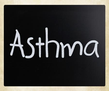 Asthma Stock Photo - 12828034