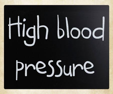 High blood pressure Stock Photo - 12827906