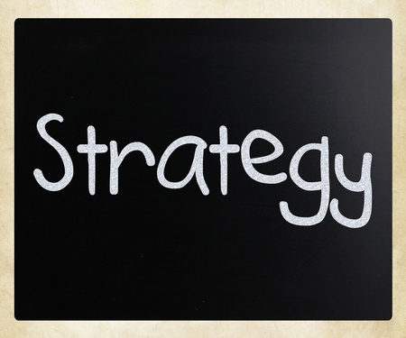 policy document: Strategy