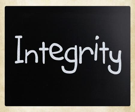 Integrity photo