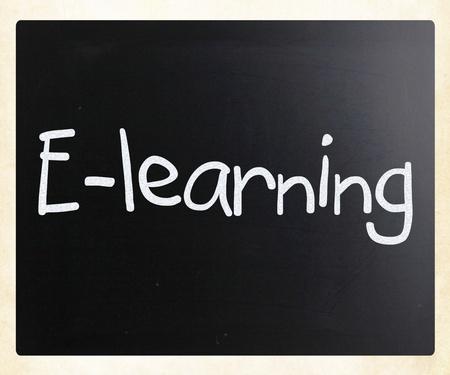 E-learning Stock Photo - 13124292