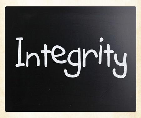 Integrity Stock Photo - 13124362
