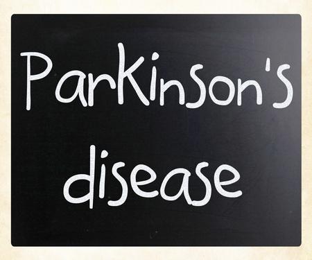 alzheimer's: Parkinsons disease Stock Photo