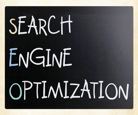 Search engine optimization Stock Photo - 13124636
