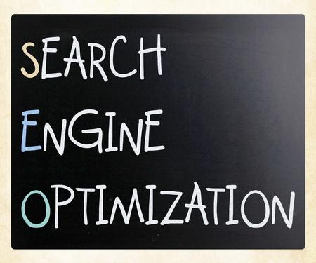 Search engine optimization Stock Photo - 13124636