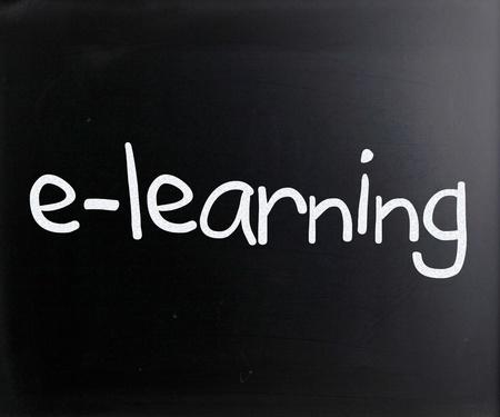 E-learning Stock Photo - 13124477