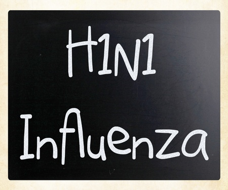 Images of the H1N1 Influenza Virus photo