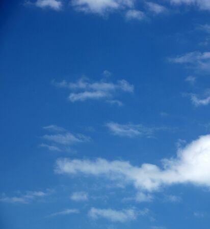 Blue sky background. Stock Photo - 13421813