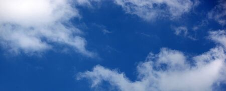 Blue sky background. Stock Photo - 13421817