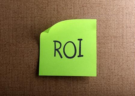 ROI Stock Photo - 13640585