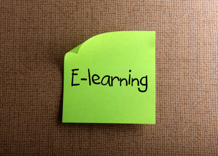 E-learning Stock Photo - 13679087