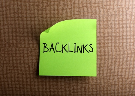 backlink: Backlinks Stock Photo
