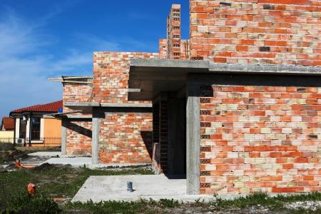 mcgraw: Construction site. Stock Photo