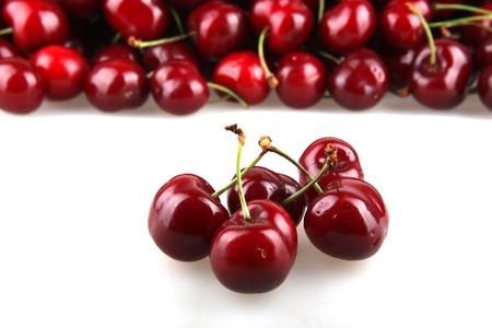arbol de cerezo: Dulce de cerezas.