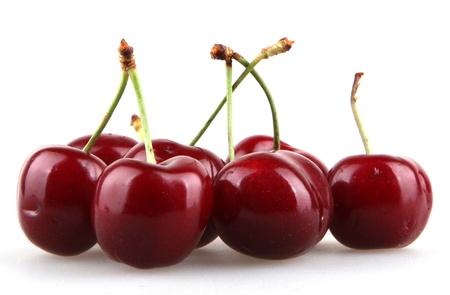 cerezos en flor: Dulce de cerezas.