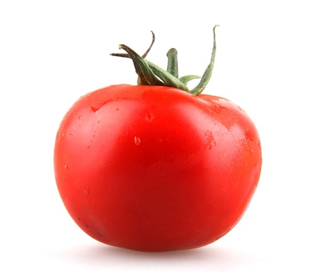 royalty free photo: Red Tomato.