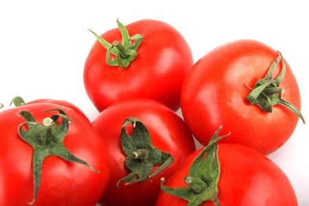 stock photo: Red Tomato.