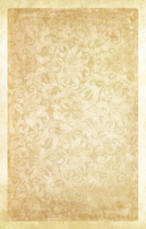 free vintage background: Paper texture.