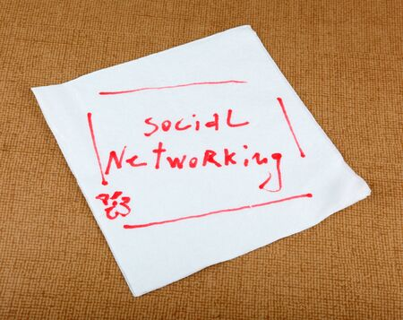 Social Networking Stock Photo - 14229889