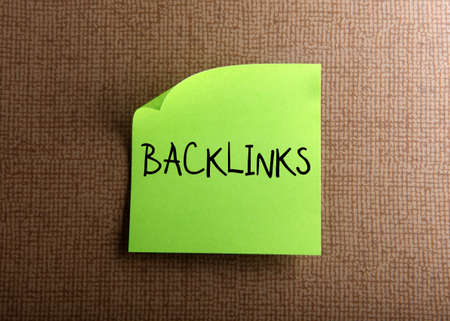backlinks: Backlinks Stock Photo